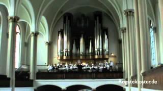 """Schöneberg: Choral """"Nun danket alle Gott"""", Evangelisches Gesangbuch 321"""