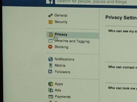 CNET How To - Master your Facebook privacy settings