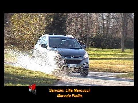 Impressioni di guida Hyundai ix35 Motor News n 4 2012