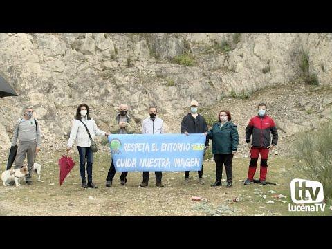 VÍDEO: Mejorana pide la declaración de Sierra de Aras como paraje protegido y la prohibición del acceso a quad, 4x4 y motos para frenar su degradación medioambiental