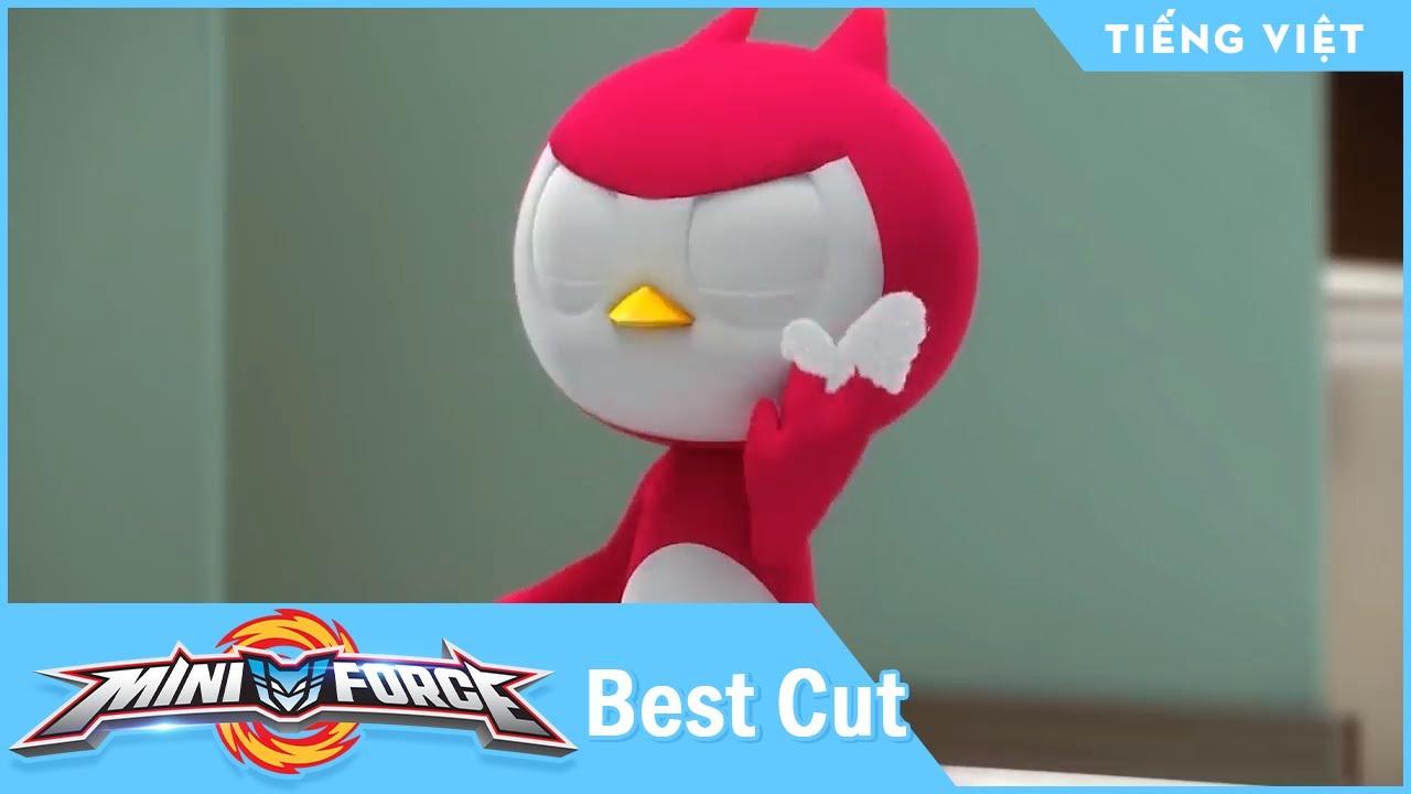 Biệt Kích Nhỏ (Best Cut) – Có Một Sammy Đẹp Trai, Lạnh Lùng Nhưng Sang | Phim Hoạt Hình Hay Nhất