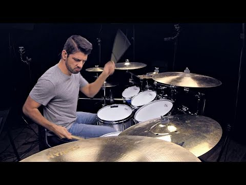 Cobus - Vanessa Carlton - A Thousand Miles (Drum Cover | #QuicklyCovered)