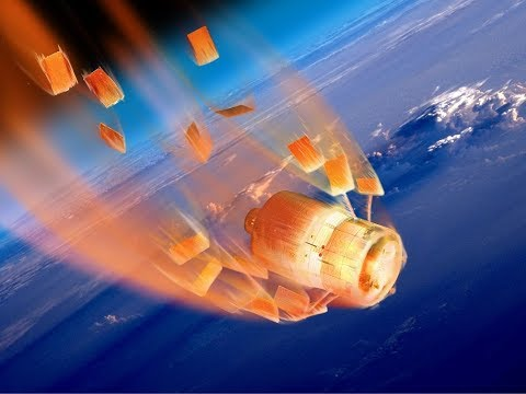 China's Space Station May Crash In To Europe