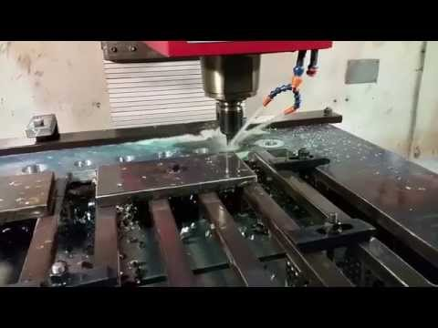 Man Mar Technical CNC Automation Machining Manifolds for Offshore Rigs