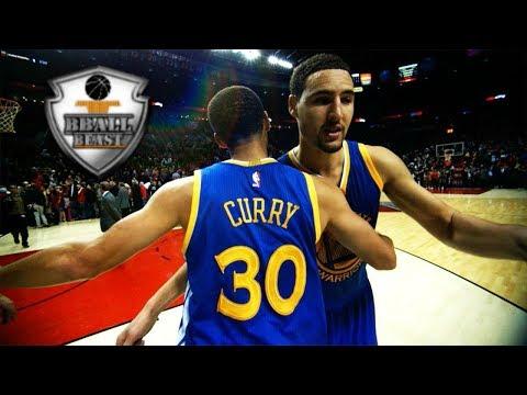 Steph Curry & Klay Thompson - Splash...