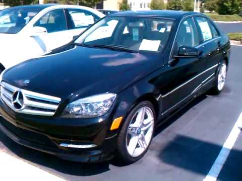2011 mercedes c300 sport black almond for 389 a month for Mercedes benz c300 for sale 2011