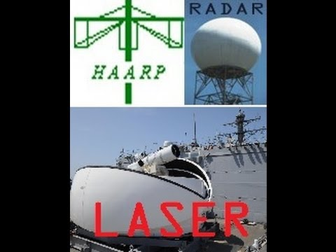 2/20/2014 -- Want to know about HAARP, Directed Energy Weapons, and Weather Modification? (4 of 4)