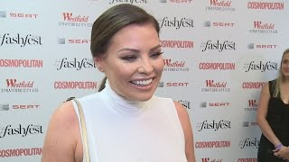 Jessica Wright gushes about sister-in-law Michelle Keegan