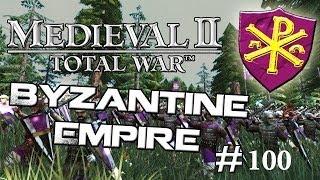 TotalWar Byzantine Empire StainlessSteel 6.4 ep 100