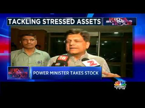 Stressed Assets: Power Minister Meets Banks