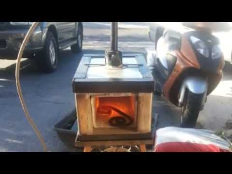 homemade propane forge - Homemade Propane Forge Design