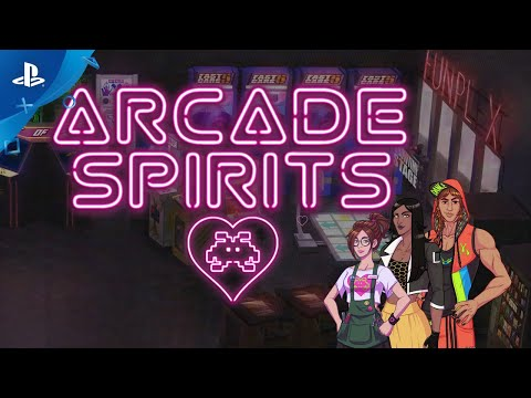 Arcade Spirits - Launch Trailer | PS4 from YouTube · Duration:  1 minutes 38 seconds