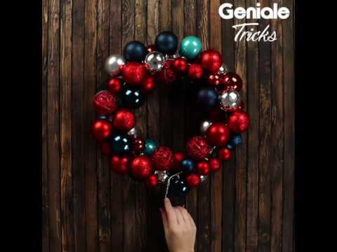 Vianočný veniec z vešiaku - YouTube c58ddfa8383