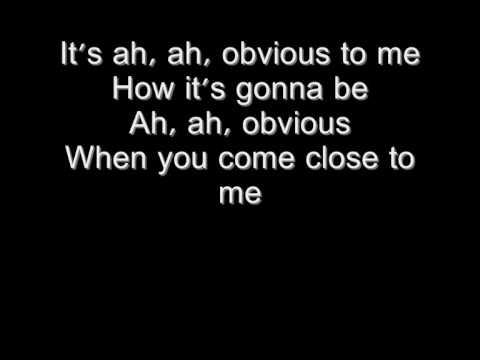 Hey Monday - Obvious (Lyrics)