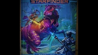 Starfinder Pact Worlds Review