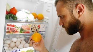 Еда на сушке: что в моем холодильнике?!
