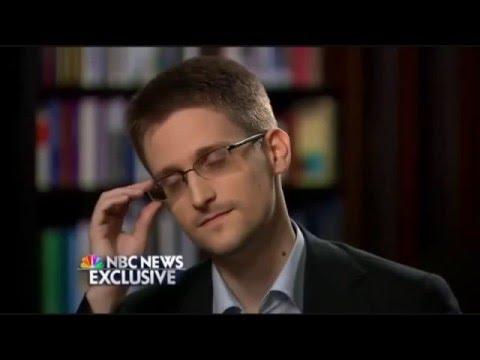 NBC Censors Snowden