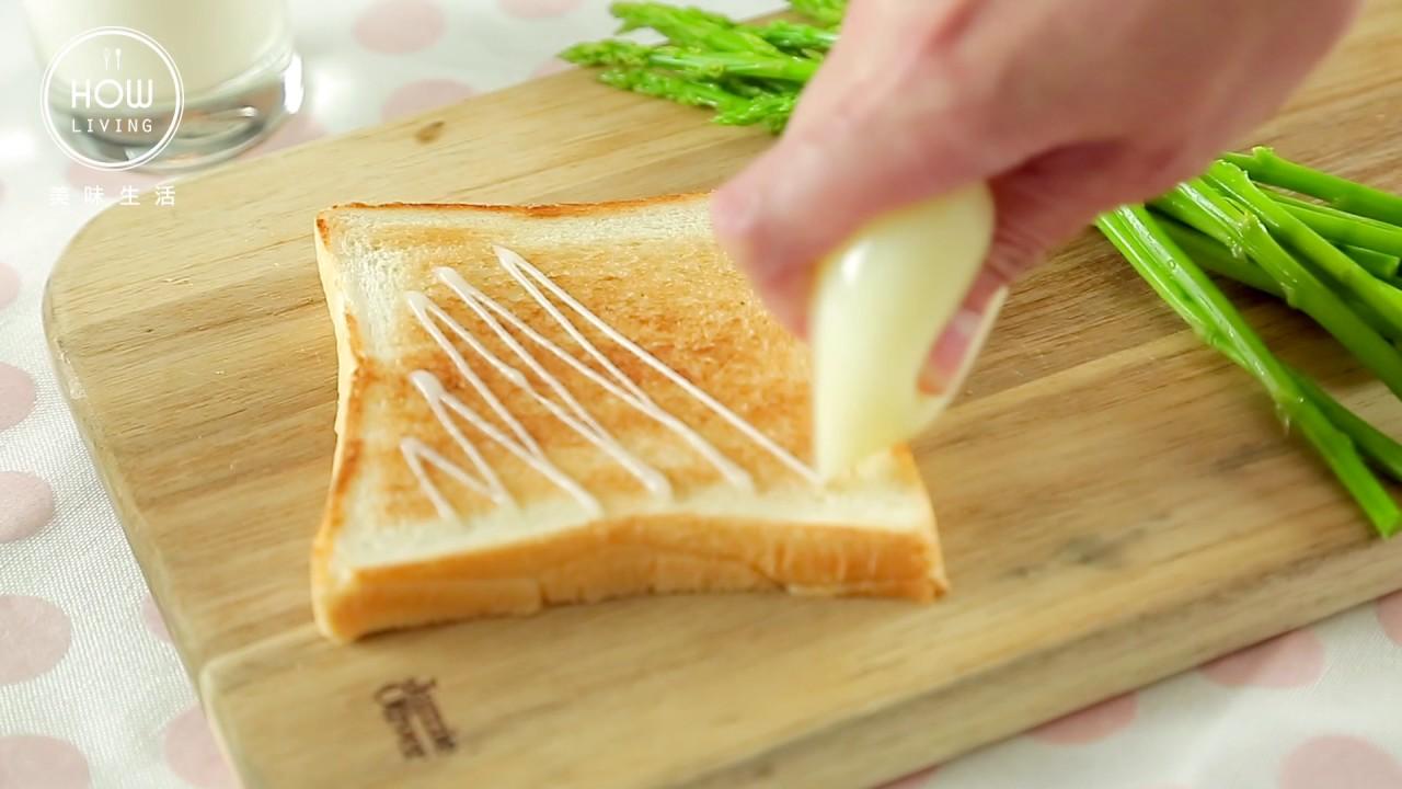 【料理訣竅】自製美而美沙拉醬 mayonnaise│HowLiving美味生活 - YouTube