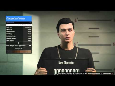 Grand theft auto v online character creation voltagebd Image collections