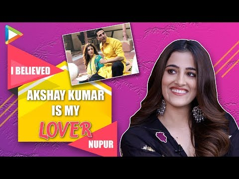 """Akshay Kumar CRIED, I got GOOSEBUMPS"": Nupur Sanon 