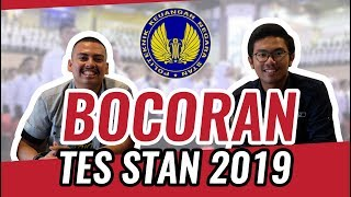 Download Video Tes SPMB STAN 2019 sharing dari Mahasiswa STAN MP3 3GP MP4