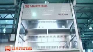 видео вытяжной шкаф для лаборатории