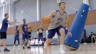 First Practice: GCU Men's Basketball