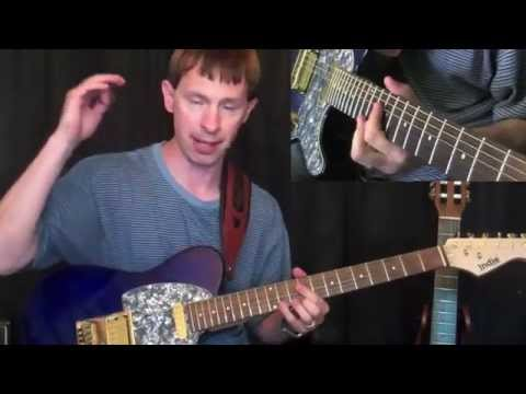 Woodshed Wednesday: Ep 1 - Soloing through A7-D7