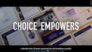 Choice Empowers