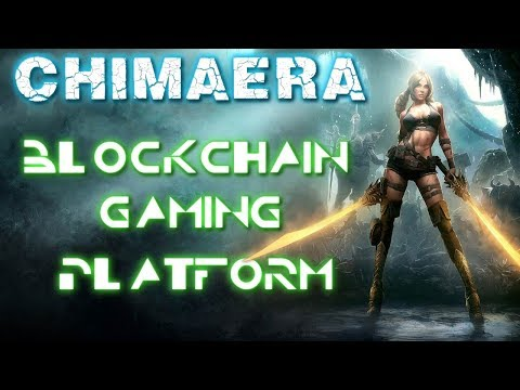 Chimaera (CHI) ICO Review: Blockchain Gaming Platform! (2018)