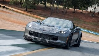 Chevrolet Corvette Z06 Convertible 2015 Videos