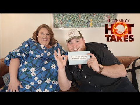 'Hot Takes' With Chrissy Metz And Luke Combs