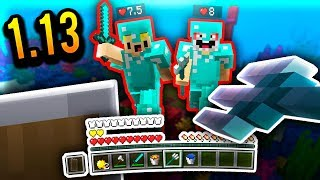 xNestorio Tries Minecraft 1.13 UHC!
