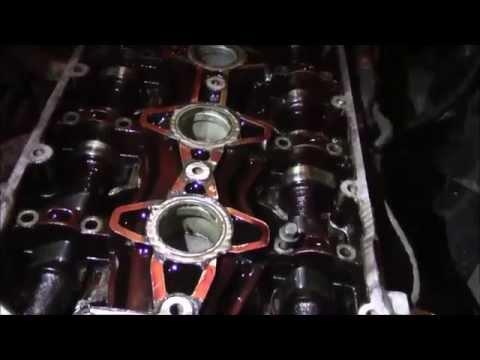 Как заменить гидрокомпенсаторы на ваз 2112 16 клапанов видео