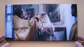 Фотокнига с Таинства Венчания