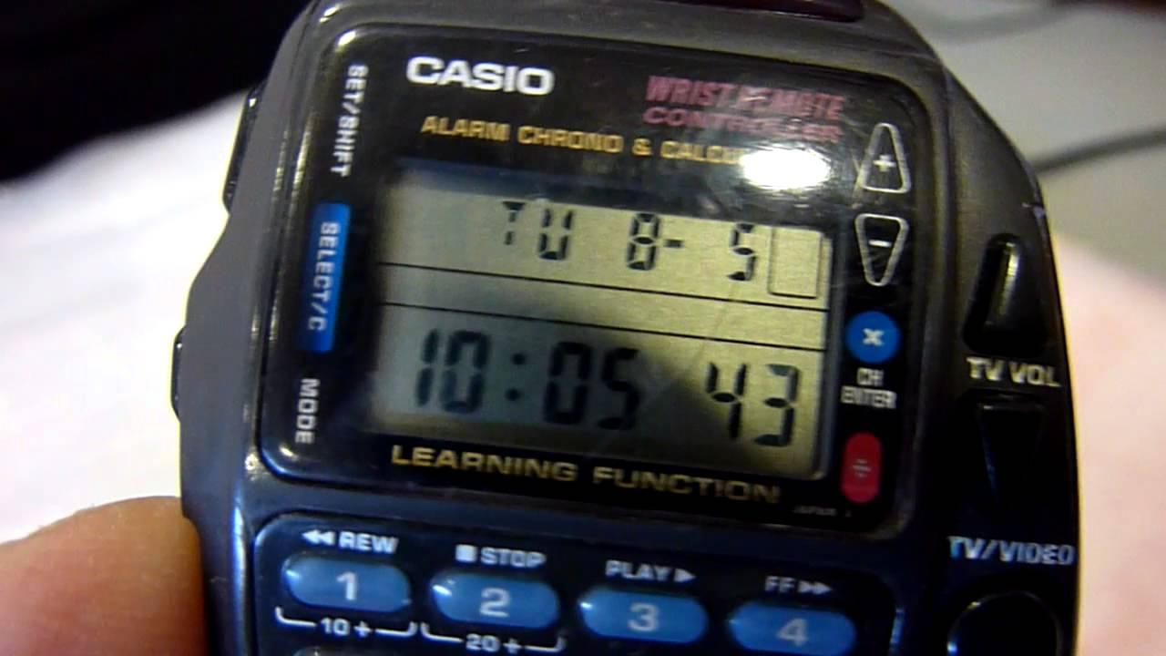 407bd6960af3 Casio modelo CMD-40 - YouTube