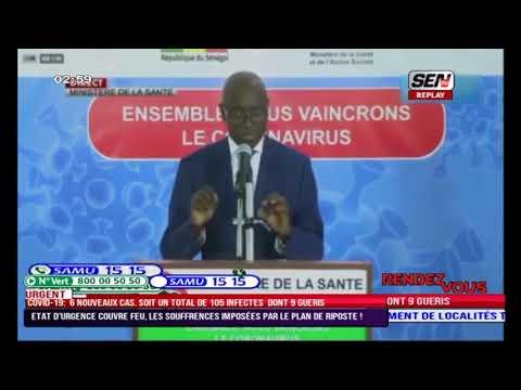 Couvre-feu :Aly Ngouille Ndiaye ferme toutes les ...