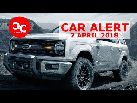 Everything We Know About the New Bronco and Ranger