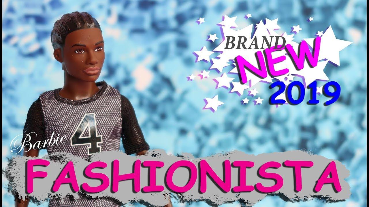 BRAND NEW 2019 Barbie Fashionista #130 Doll Review Barbie