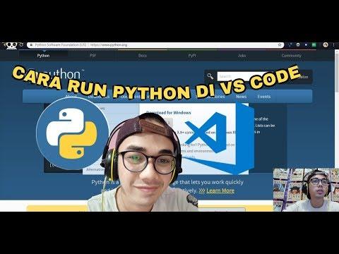 Cara Run Python Di Linux