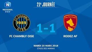 Vendredi 09/03/2018 à 19h45 - Entente SSG - US Boulogne CO - J25