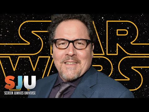 Iron Man Director Takes on Star Wars!  SJU