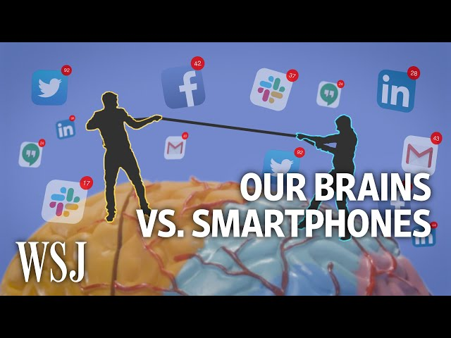 How Smartphones Sabotage Your Brain's Ability to Focus