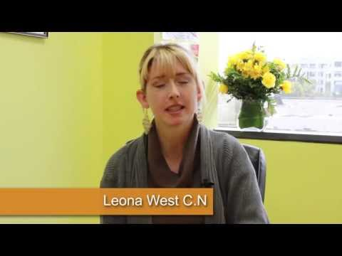 Leona West Certified Nutritionist Santa Monica CA - Her Personal Story