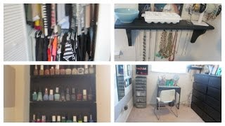 Dressing Room Tour|east Willow Grove
