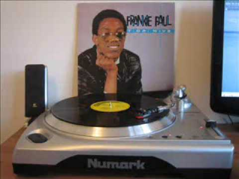 Frankie Paul Music is the staff of life