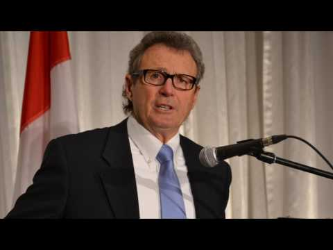 2013 Oakville Prayer Breakfast - Paul Henderson