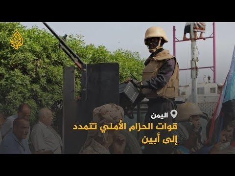 ???? قوات المجلس الانتقالي تقتحم معسكرا بمحافظة أبين  - نشر قبل 3 ساعة