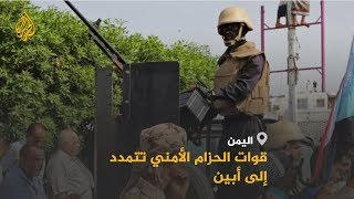 قوات المجلس الانتقالي تقتحم معسكرا بمحافظة أبين