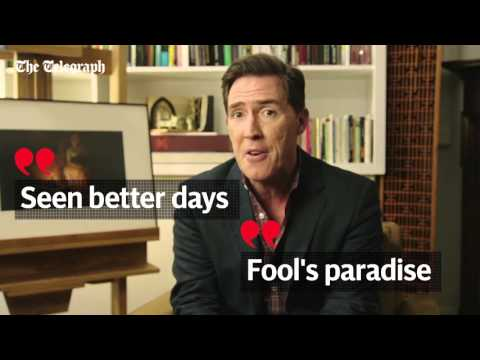 """You're quoting Shakespeare"" - Rob Brydon reveals popular Shakespeare phrases in everyday use"
